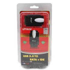 Bộ Cáp chuyển đổi USB 2.0 sang Sata IDE Dtech DT8003A