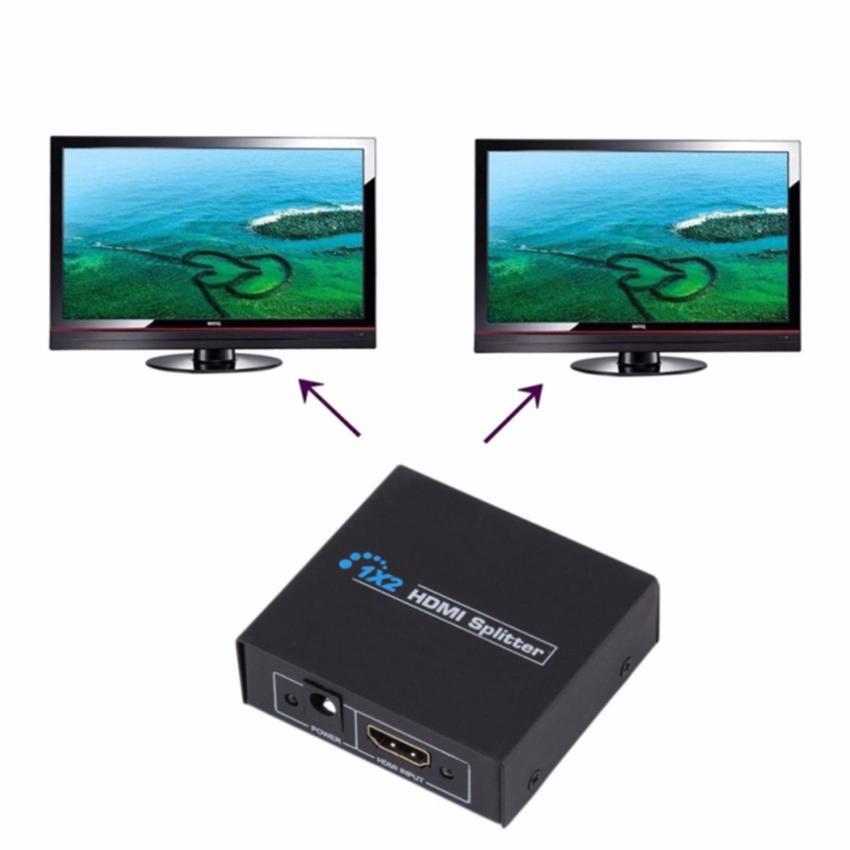Hình ảnh Bộ chia HDMI 1-2 full HD 1080P
