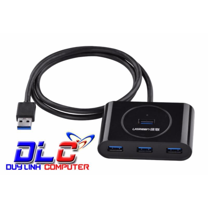 Bảng giá Bộ chia hub USB 3.0 4 cổng UGREEN 20290 Phong Vũ