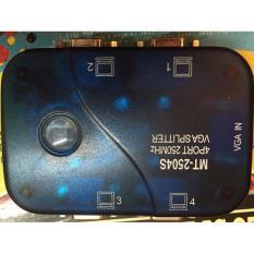 Bộ chia màn hình 4 PORT VGA SPLITTER MT- 2504S (Trắng)