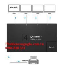 Bộ chia máy in 4 cổng cho 4 máy tính Ugreen UG-30346