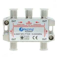 Bộ chia truyền hình cáp Pacific 4204AP