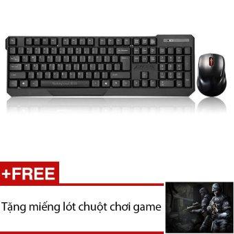 Bộ chuột phím Không Dây Motospeed G7000 (Đen) + Tặng 1 miếng lót chuột chơi game - 8270887 , MO202ELAA1G4C7VNAMZ-2303839 , 224_MO202ELAA1G4C7VNAMZ-2303839 , 340000 , Bo-chuot-phim-Khong-Day-Motospeed-G7000-Den-Tang-1-mieng-lot-chuot-choi-game-224_MO202ELAA1G4C7VNAMZ-2303839 , lazada.vn , Bộ chuột phím Không Dây Motospeed G7000 (Đen