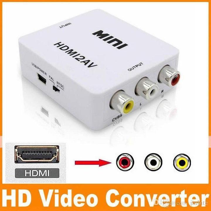 Bộ chuyển đổi mini HDMI sang AV