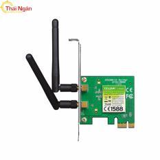 Bộ Chuyển Đổi PCI Express Không Dây Chuẩn N Tốc Độ 300Mbps TP-LINK TL-WN881ND