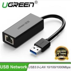 Bộ chuyển đổi USB 3.0 sang LAN 10/100/1000 Mbps CR111 20256 – Hãng phân phối chính thức