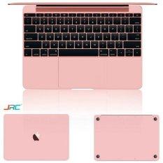 Bộ dán JRC 3-1 màu RoseGold cho Macbook 13air
