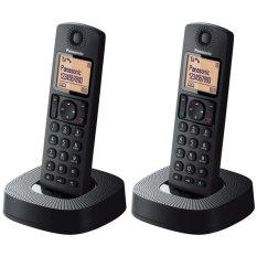 Bộ Điện thoại bàn Panasonic KX-TGC 312 (Đen)