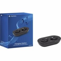 Tư vấn mua Bộ dock sạc tay PS4 DualShock 4 2in1 (Đen)