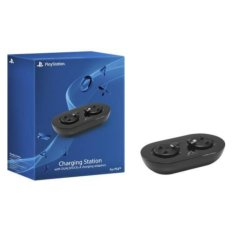 Bộ dock sạc Tay PS4 DualShock 4 2in1 (Đen)