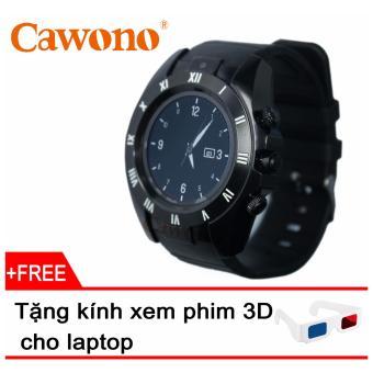 Bộ đồng hồ thông minh Cawono Z5 và kính giấy xem phim 3D