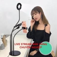 Bộ dụng cụ Live Stream chuyên nghiệp có đèn LEDRING
