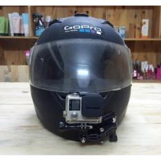 Bộ phụ kiện gắn cằm mũ bảo hiểm Fullface cho máy quay hành động GoPro, Sjcam, xiaomi yi