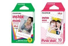 Bộ hộp film Instax Mini Candypop 10 tấm + Fujifilm Instax Mini 10 tấm Fujifilm