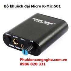 Bộ khuếch đại Micro có hỗ trợ tạo Echo K-Mic 501