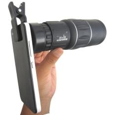 Bộ Lens 3 In 1 Cho Mọi Smartphone, Lens gắn điện thoại NA002, Cách Chụp ảnh Làm Mờ Hậu Cảnh – Ống Nhòm Một Mắt Nhìn Xa, Rõ, Nhỏ Gọn, Giá Tốt