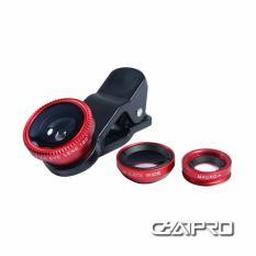 Bộ Lens Chụp Hình Camera Cho Điện Thoại Kèm Đế Kẹp