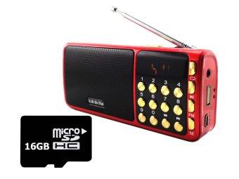 Bộ Loa nghe nhạc USB FM SA-932 (Đỏ) và Thẻ nhớ 16GB - 8372066 , OE680ELAA1EILZVNAMZ-2218756 , 224_OE680ELAA1EILZVNAMZ-2218756 , 399000 , Bo-Loa-nghe-nhac-USB-FM-SA-932-Do-va-The-nho-16GB-224_OE680ELAA1EILZVNAMZ-2218756 , lazada.vn , Bộ Loa nghe nhạc USB FM SA-932 (Đỏ) và Thẻ nhớ 16GB