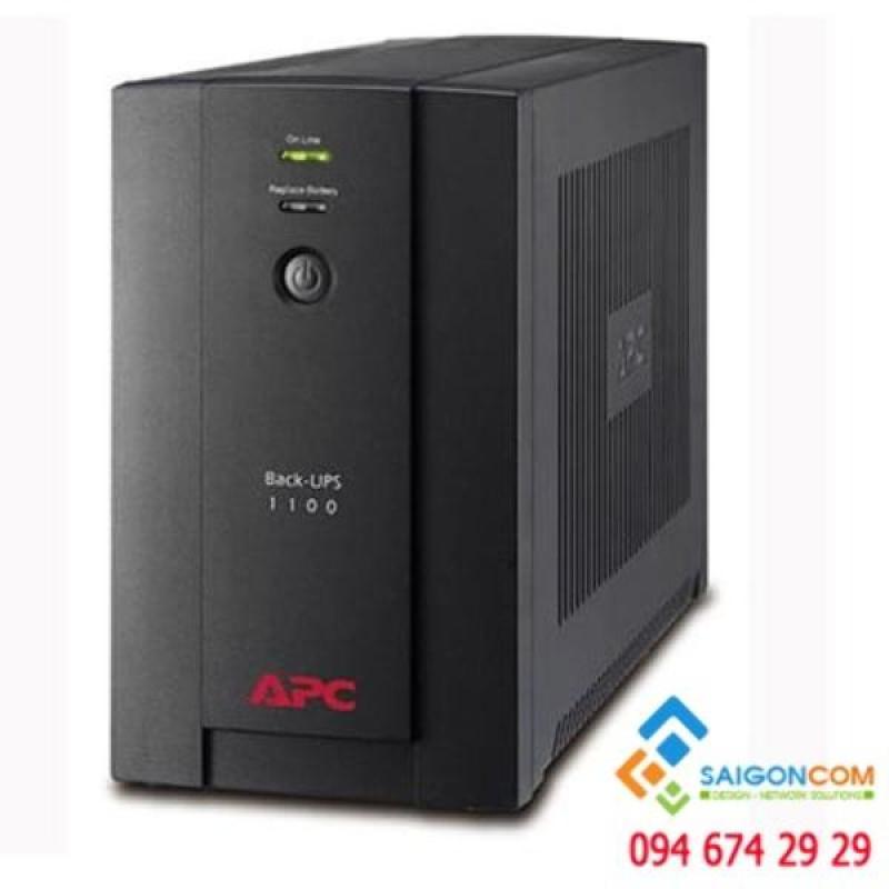Bảng giá Bộ lưu điện APC Back-UPS 1100VA, 230V Phong Vũ