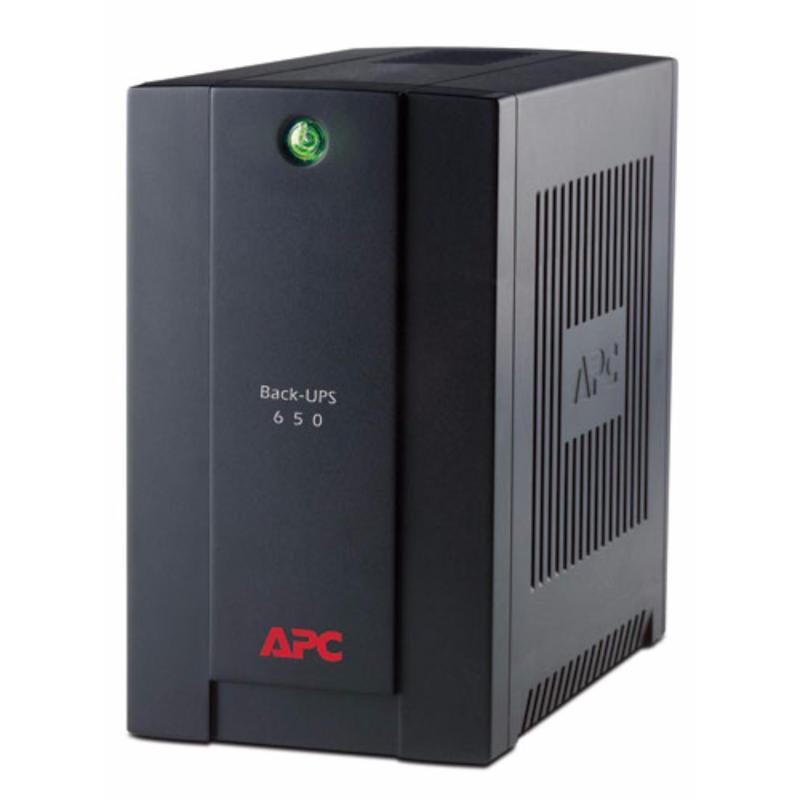 Bảng giá Bộ lưu điện APC BX650  đen Phong Vũ