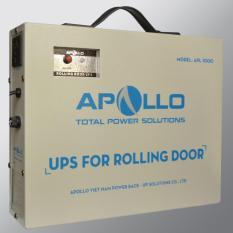 Bộ lưu điện cửa cuốn APOLLO APL1000 (Xám)