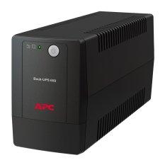 Bộ lưu điện UPS APC BX650LI-MS 650VA (Đen)