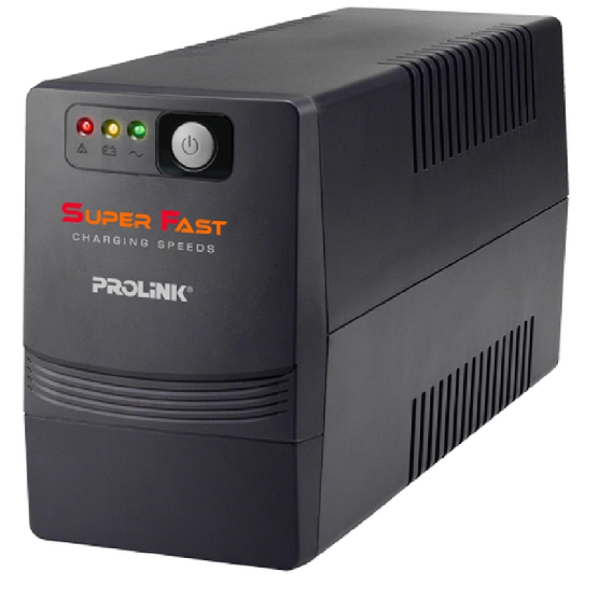 Chỗ bán Bộ Lưu Điện UPS PROLINK PRO700SFC 650VA