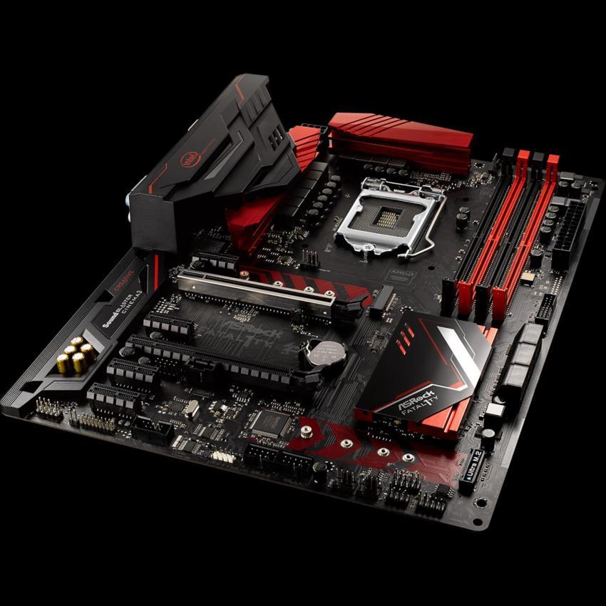 Bo mạch chủ ASROCK Fatal1ty B250 Gaming K4