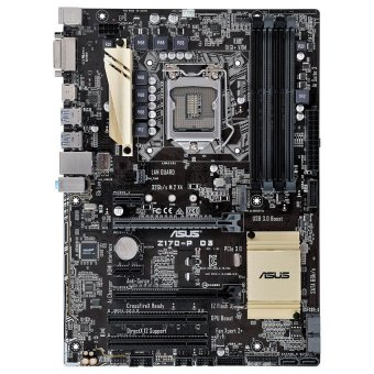 Bo mạch chủ Mainboard ASUS Z170-P D3 - 8041122 , AS082ELAA1BGG9VNAMZ-2026803 , 224_AS082ELAA1BGG9VNAMZ-2026803 , 3190000 , Bo-mach-chu-Mainboard-ASUS-Z170-P-D3-224_AS082ELAA1BGG9VNAMZ-2026803 , lazada.vn , Bo mạch chủ Mainboard ASUS Z170-P D3