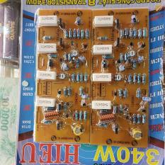 Bo mạch công suất ampli 340w