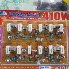 Bo mạch công suất ampli 410w