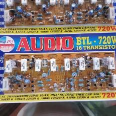Bo mạch công suất ampli 720w