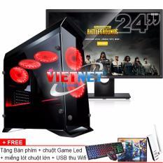 Ở đâu bán Bộ máy chiến game i5 4460 card GTX-1050Ti RAM 16GB 1TB Dell 24in (hãng VietNet)