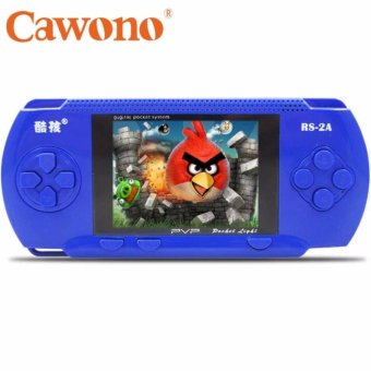 Bộ máy chơi game NES/SNES cầm tay Cawno RS-2A (Màu ngẫu nhiên)