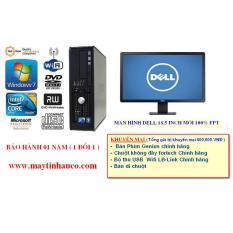 Nơi nào bán Bộ Máy Tính Dell Opitplex 760 , Màn Hình Dell 18.5 LED – Hàng Nhập Khẩu