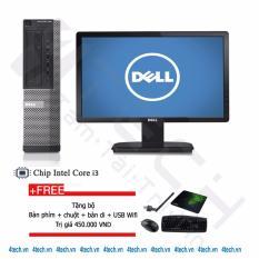 Bộ Máy Tính Đồng Bộ Dell Opiplex 990 (core I3 /4G/500G) Và Màn Hình Dell 18.5inch (Đen)