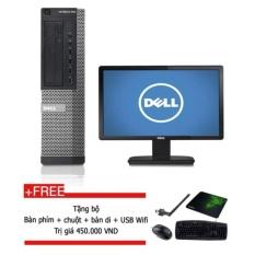 Bảng Giá Bộ Máy Tính Đồng Bộ Dell Optiplex 990 ( Corei5 / 4g / 500g ) Và Màn Hình Dell 18,5inch (Đen)
