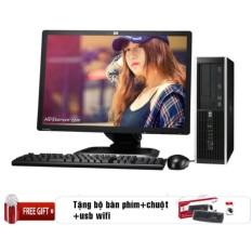 Bộ Máy Tính HP 6200 (Core i5 2400 Ram 4GB HDD 500GB ) Và Màn Hình HP 18.5 – Hàng Nhập Khẩu