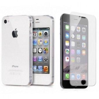 Bộ ốp lưng silicon và kính cường lực dành cho iPhone 4 4S - 8293466 , NO007ELAA72MOOVNAMZ-12981708 , 224_NO007ELAA72MOOVNAMZ-12981708 , 38200 , Bo-op-lung-silicon-va-kinh-cuong-luc-danh-cho-iPhone-4-4S-224_NO007ELAA72MOOVNAMZ-12981708 , lazada.vn , Bộ ốp lưng silicon và kính cường lực dành cho iPhone 4 4S