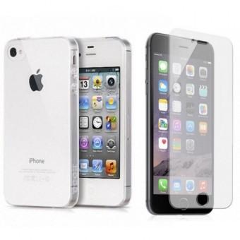 Bộ ốp lưng silicon và kính cường lực dành cho iPhone 4 4S - 8292098 , NO007ELAA5JJU6VNAMZ-10175385 , 224_NO007ELAA5JJU6VNAMZ-10175385 , 47000 , Bo-op-lung-silicon-va-kinh-cuong-luc-danh-cho-iPhone-4-4S-224_NO007ELAA5JJU6VNAMZ-10175385 , lazada.vn , Bộ ốp lưng silicon và kính cường lực dành cho iPhone 4 4S
