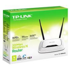 Bộ phát Wifi 2 râu TP-Link TL-WR841N