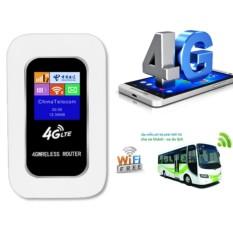 Bộ phát wifi từ SIM 3G 4G Bán chạy Wireless Router (Phát sóng mạnh)