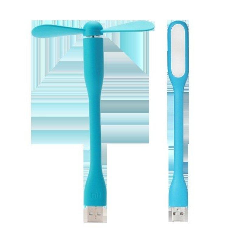 Bảng giá Bộ quạt USB và đèn led Xiaomi (Xanh Dương) Phong Vũ