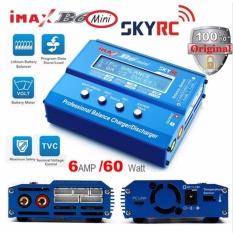Bộ sạc pin đa năng IMAX B6 MINI 6A Original sạc pin LiPo LiFe Li-ion NiCD NiMH bình ắc quy, đo nội trở pin, có quạt tản nhiệt (SA033 TQ) – Luân Air Models
