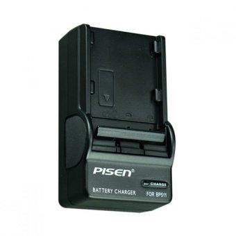 Bộ sạc pin Pisen BP511 for Canon 50D 40D 30D 20D 5D (Đen) - 8693768 , PI328ELAH05TVNAMZ-363771 , 224_PI328ELAH05TVNAMZ-363771 , 200990 , Bo-sac-pin-Pisen-BP511-for-Canon-50D-40D-30D-20D-5D-Den-224_PI328ELAH05TVNAMZ-363771 , lazada.vn , Bộ sạc pin Pisen BP511 for Canon 50D 40D 30D 20D 5D (Đen)