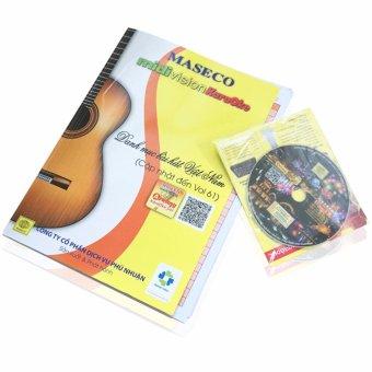 Bộ sách đĩa Karaoke Arirang SERIAL A & danh mục vol.61- 62