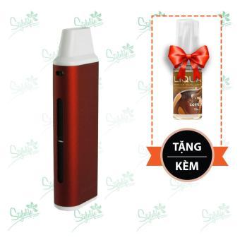 Bộ sản phẩm Eleaf iCare Mini (Red) tặng 1 lọ tinh dầu New Liqua 10ml vị Cà phê