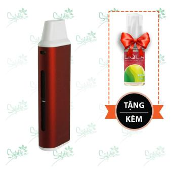 Bộ sản phẩm Eleaf iCare Mini (Red) tặng 1 lọ tinh dầu New Liqua 10ml vị Táo