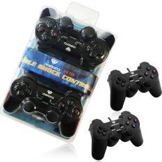 Bộ tay Game Đôi có rung USB 2.0