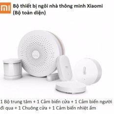 Bộ thiết bị ngôi nhà thông minh Xiaomi (Bộ toàn diện)